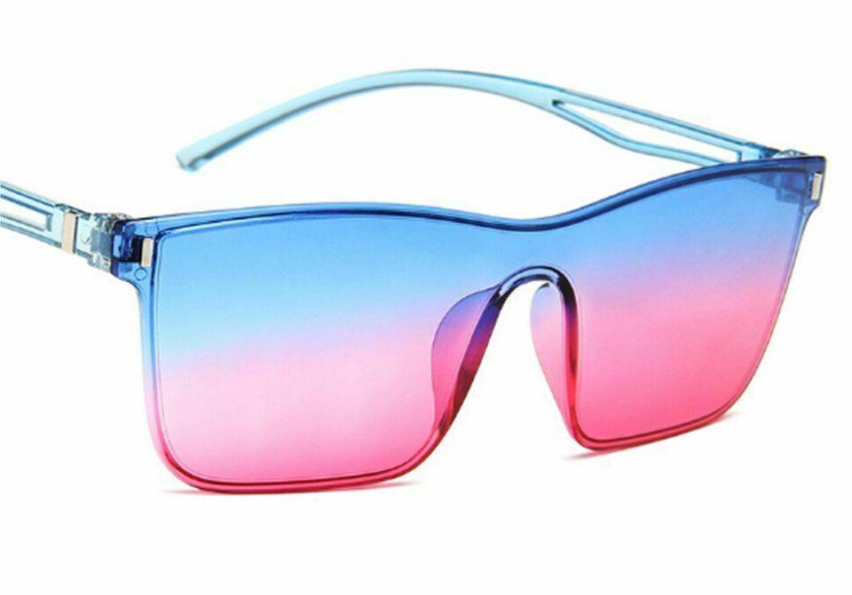 Men's Sunglasses Colorful Designer Eye Accessories Uv400