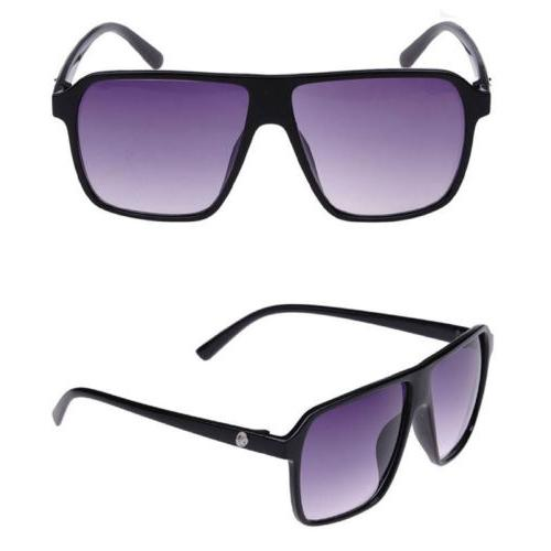 Men's Vintage UV400 Sunglasses Sports Eyewear
