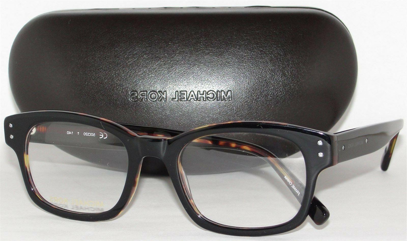MICHAEL Women's Eyeglasses MK273 078 Tortoise Frame