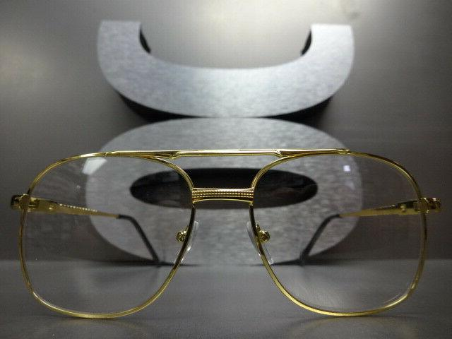 Men Style Lens EYE GLASSES Fashion Frame