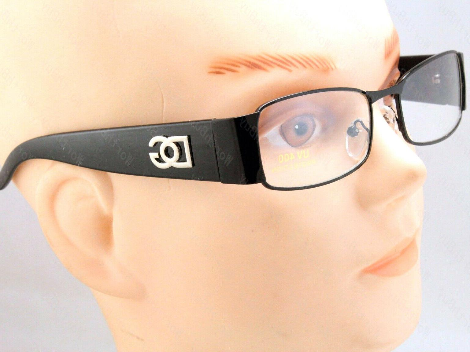 Men Lens Frame Rectangular Geek