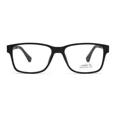Men Magnetic Clip Driving Sunglasses Glasses
