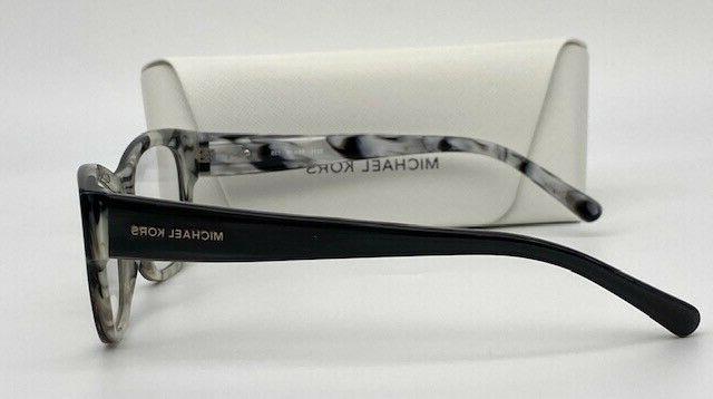 Michael Kors MK4037 Black / Demo Lens Eyeglasses