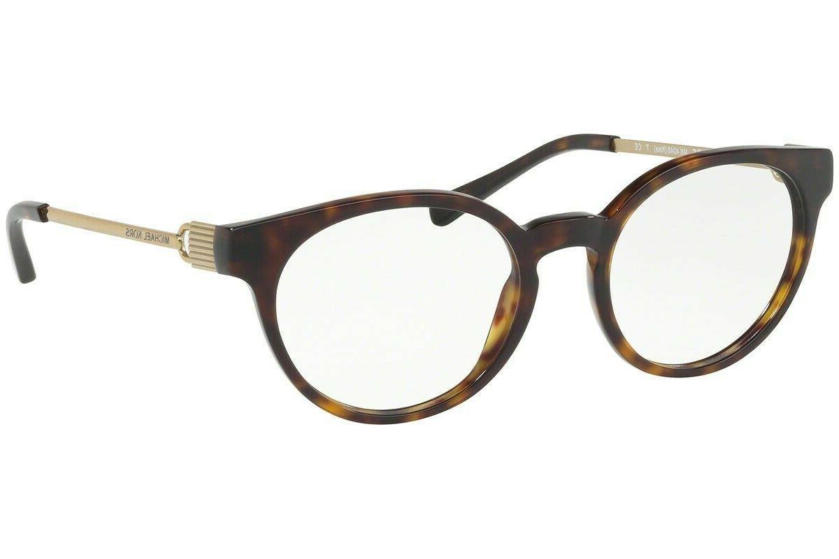 Michael Kors MK4048 3293 Kea Eyeglasses Glasses Brown Tortoi