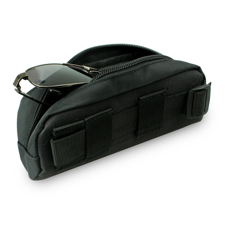 molle sunglasses case eyeglasses bag tactical military