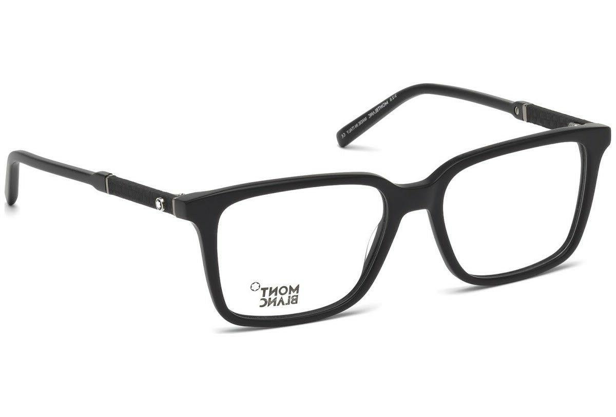montblanc men s eyeglasses mb 0675 002