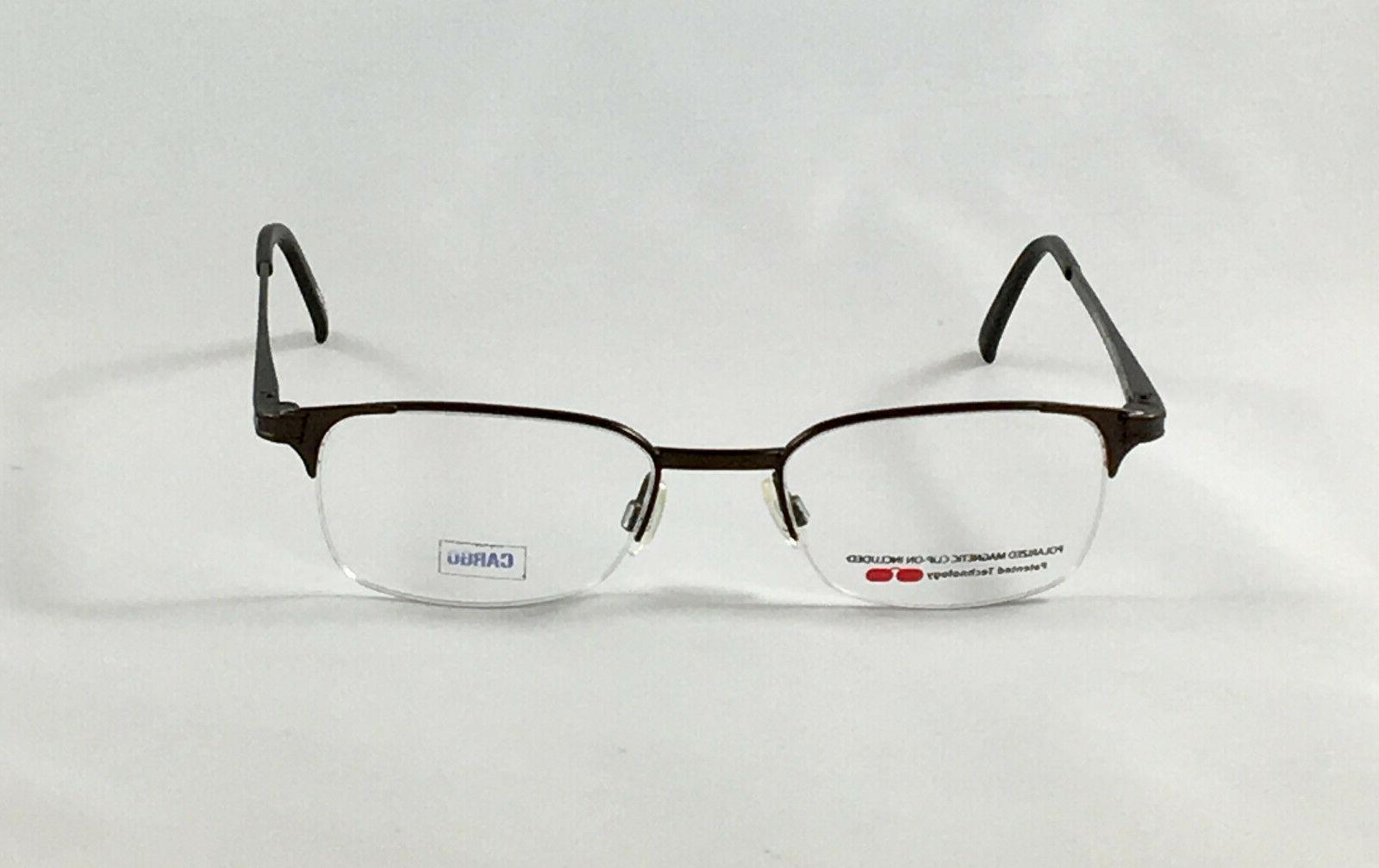 New 5037 10 Men's Eyeglasses Clip On Sunglasses