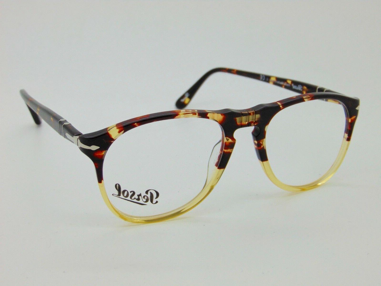 New 1024 Ebano Aviator 52mm RX Eyeglasses