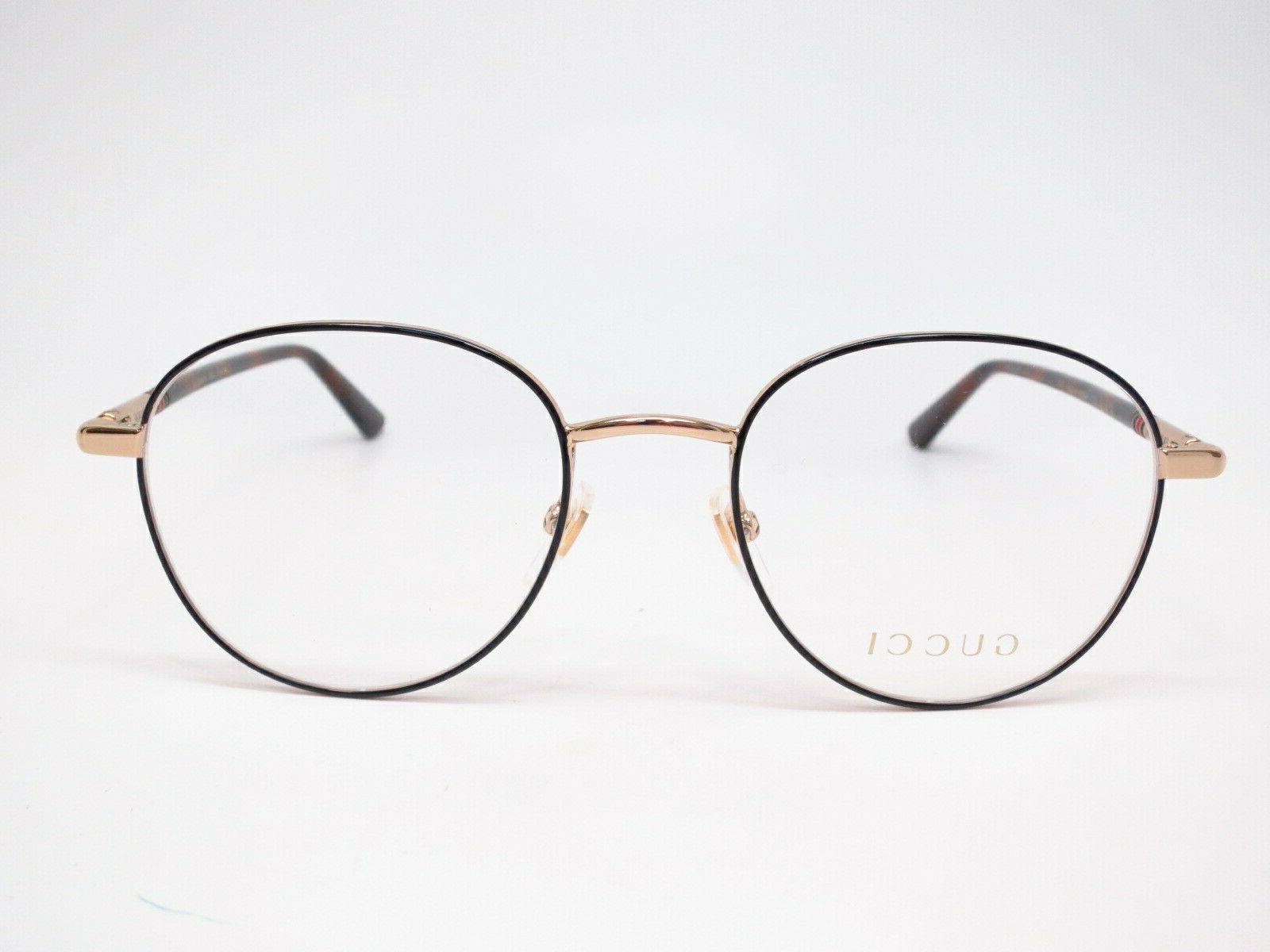 New Authentic Gucci 002 Eyewear Eyeglasses 51mm