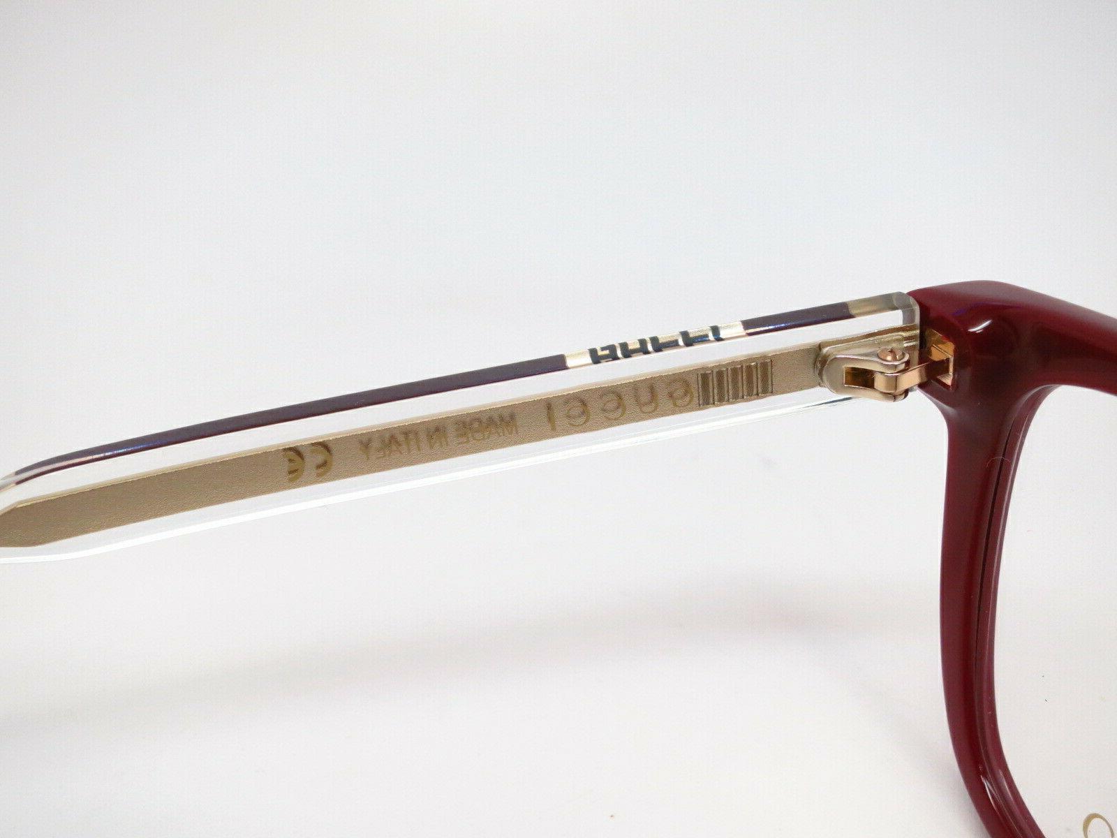 New Gucci GG0560O 007 Crystal 55mm