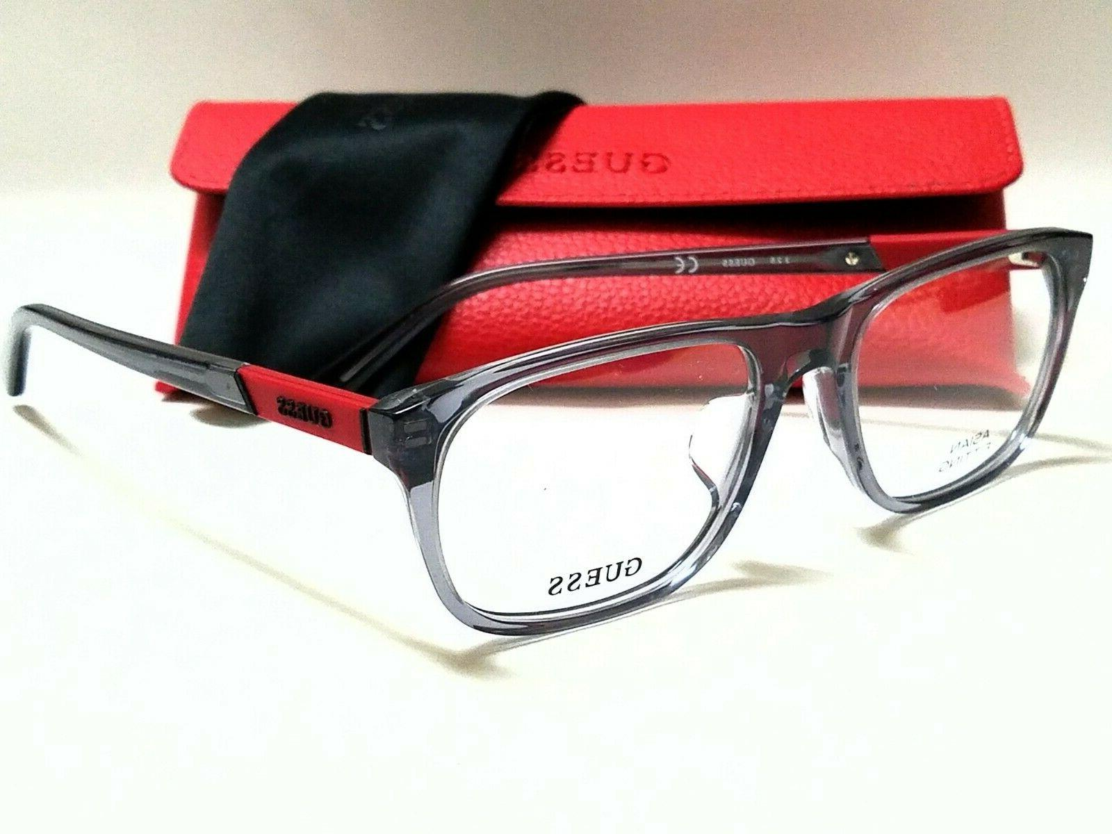 new authentic gu1866 f grey red asian