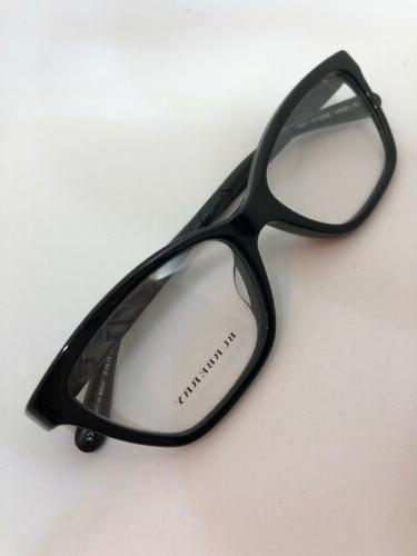 NEW BURBERRY B 3001 Black EYEGLASSES FRAMES 53.17.140
