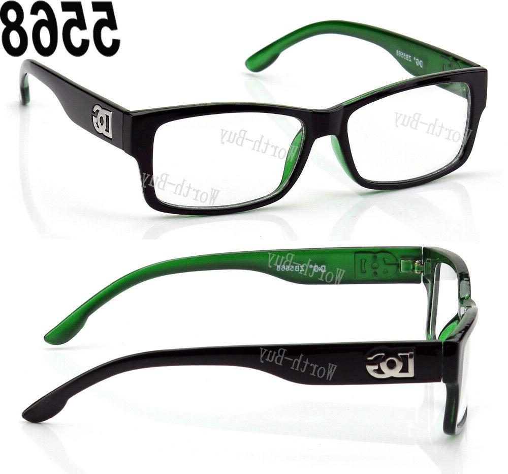 New Clear Frame Eye Glasses Womens Fashion RX