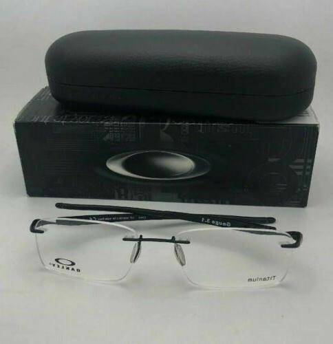 New Eyeglasses GAUGE 3.1 Matte Rimless