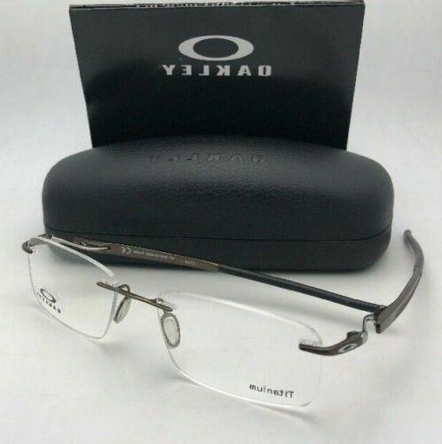 New Eyeglasses 3.1 OX5126-0252 137 Pewter