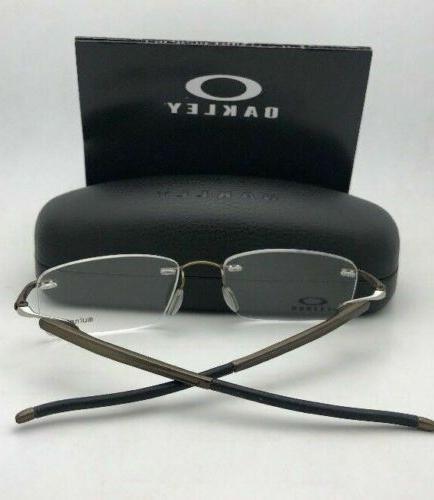 New Eyeglasses 3.1 OX5126-0252 Pewter Frames