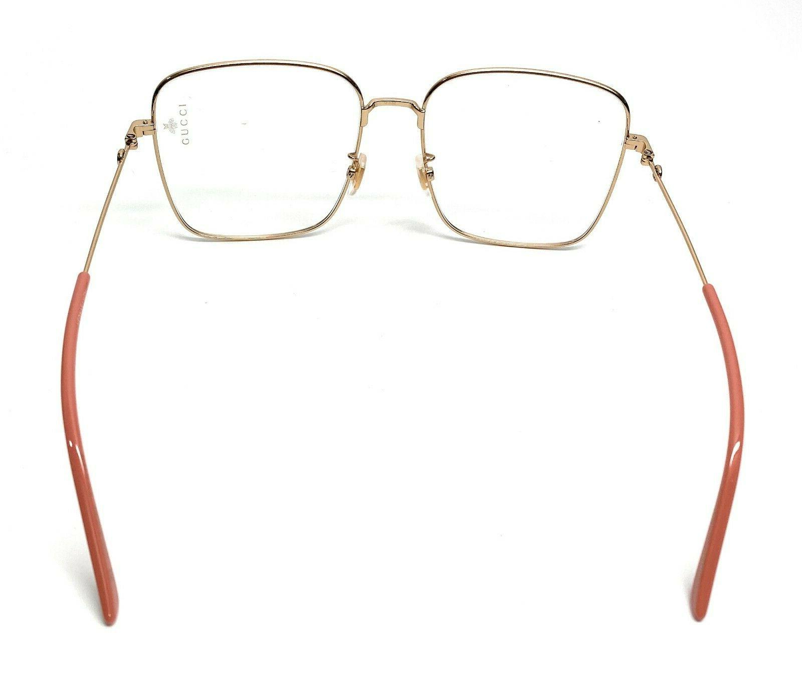 New Gucci 001 Women's Authentic Eyeglasses