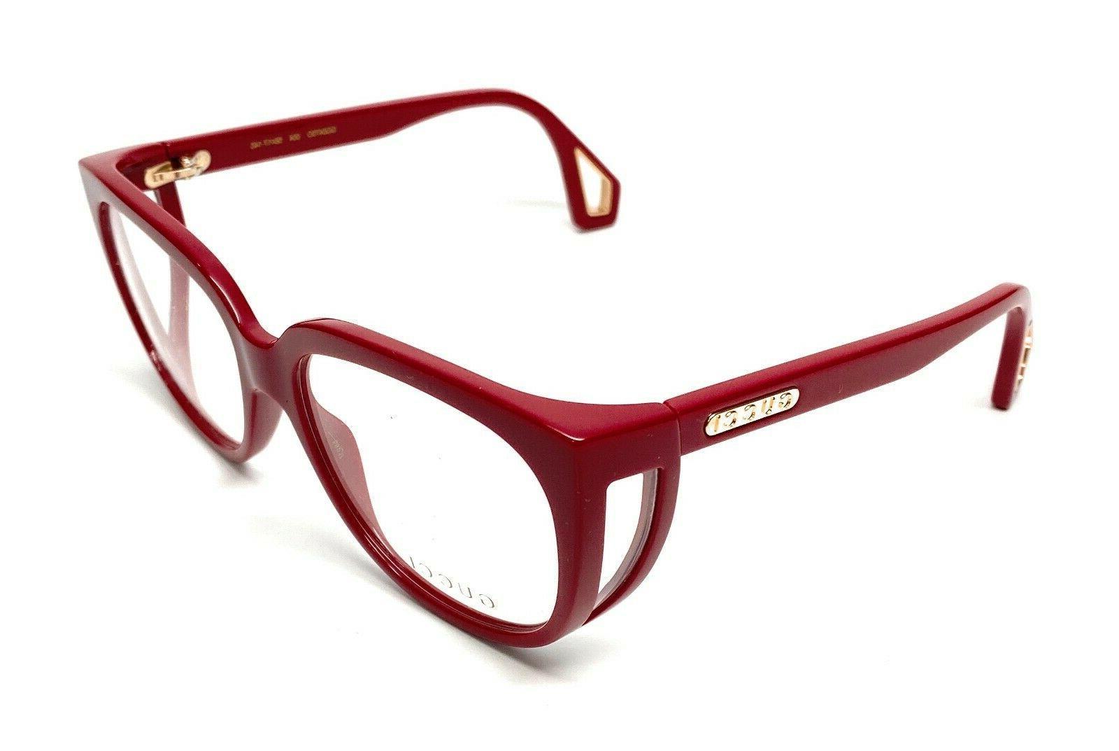 New GG 004 Burgundy Women's Eyeglasses Frame