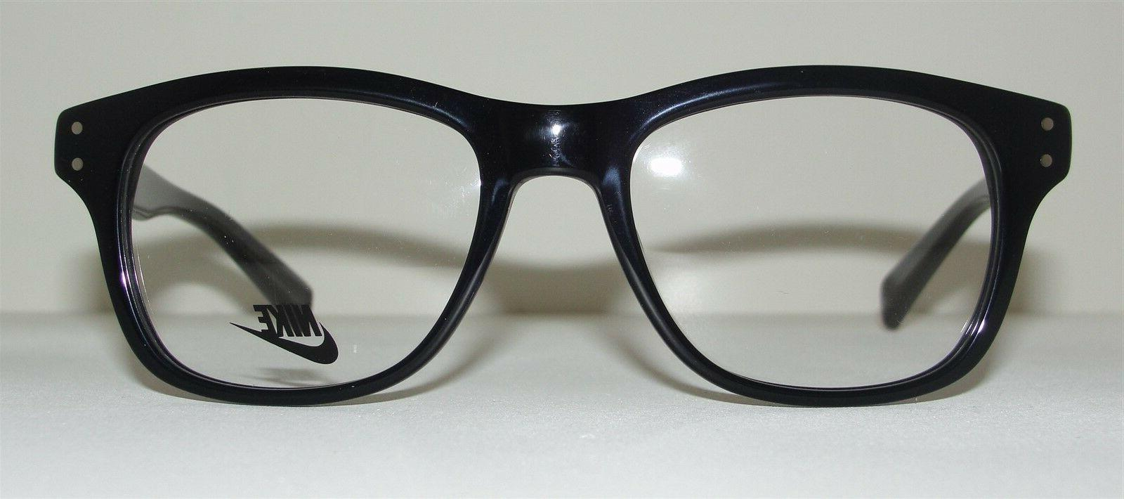 new mens eyeglasses 7203 010 black retro