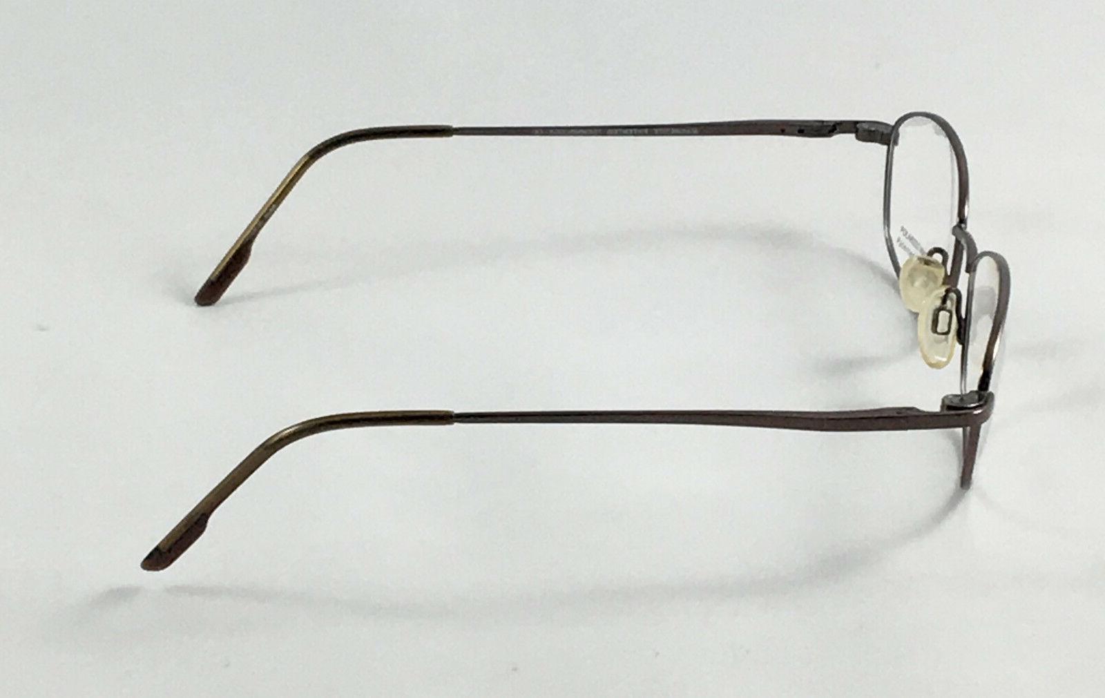 New MAGNETITE Men's Eyeglasses W/ On