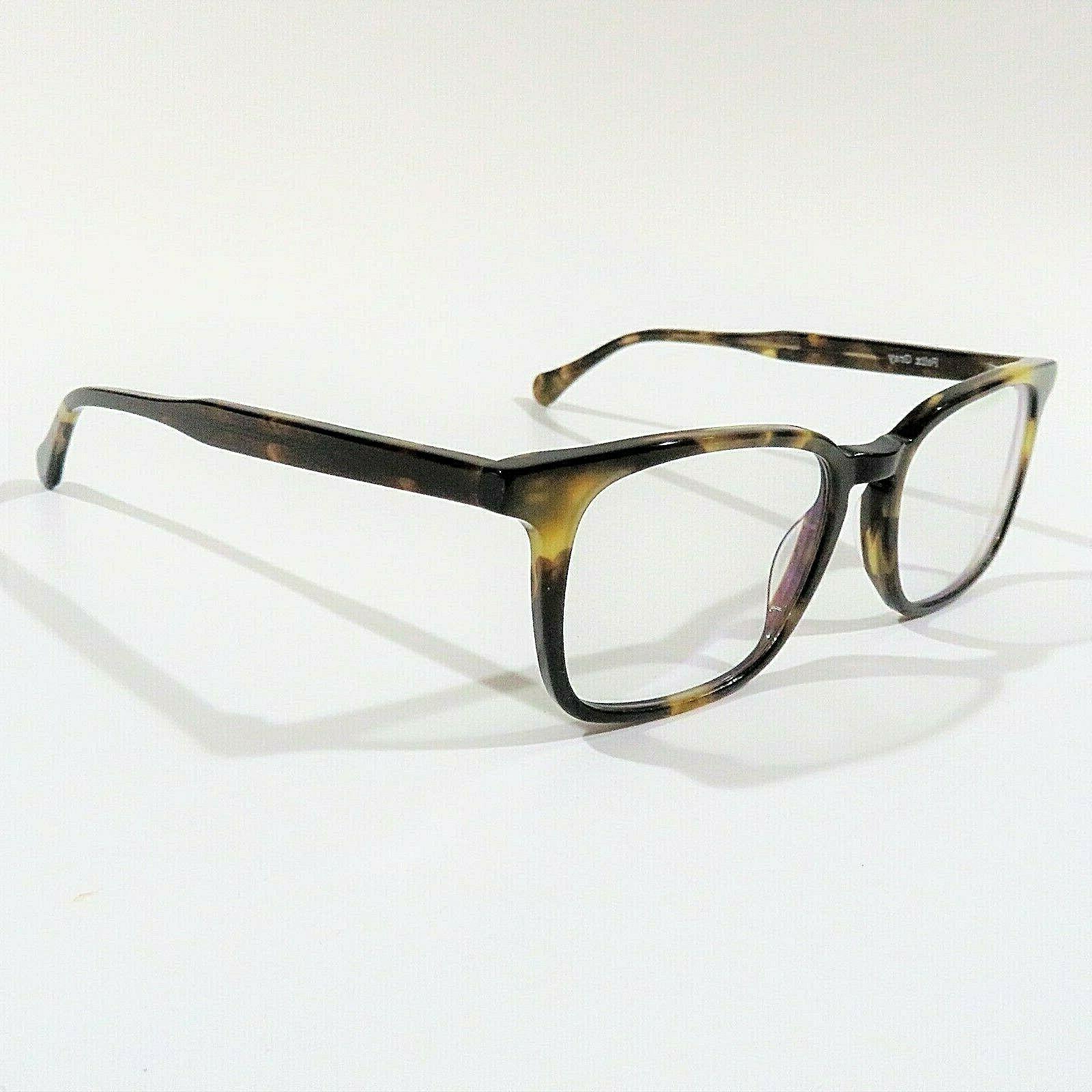 Eyeglasses Frame Whiskey Tortoise