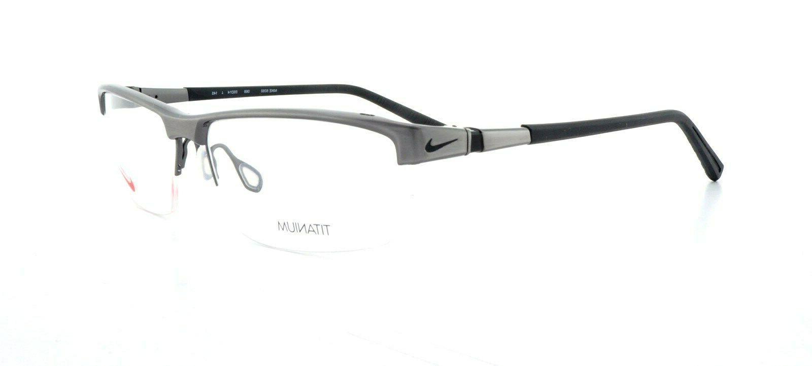 NEW ORIGINAL NIKE 6050 068 Men's Eyeglasses 14 145
