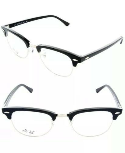 new ray ban clubmaster eyeglasses rb5154 2000