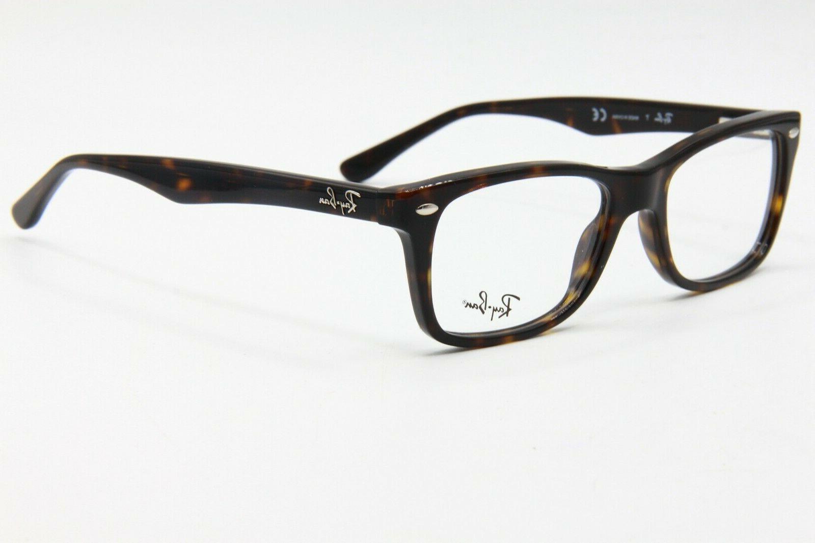 new ray ban rb5228 2012 havana eyeglasses