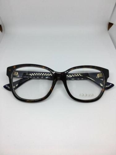 new urban gg 0038o 003 eyeglasses tortoise
