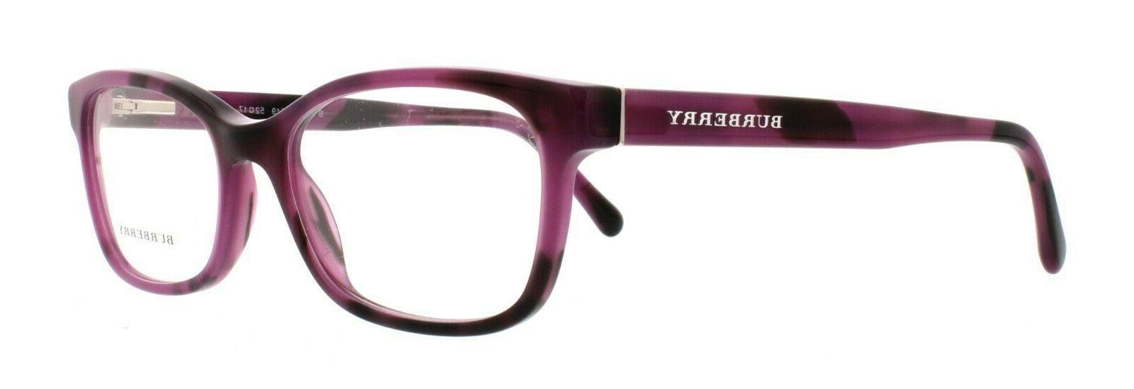 NWT Burberry Eyeglasses BE 2201 W/ NIB