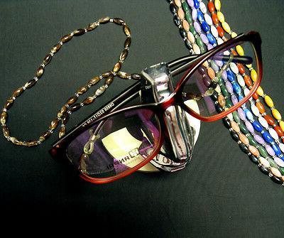 opitcal accessories eyeglasses beads holders beautiful