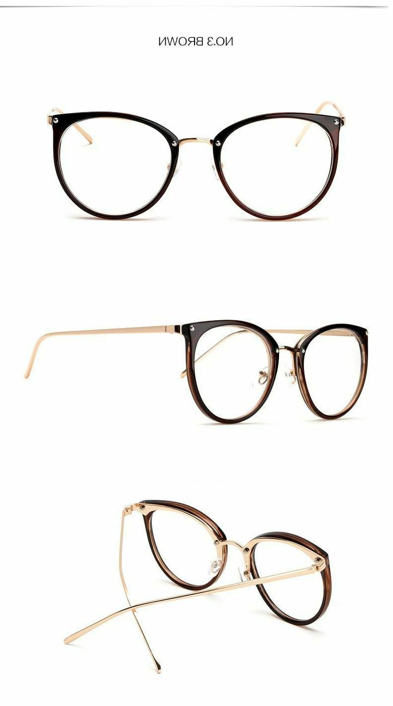 Oversized Eyeglasses Eyeglass Glasses Eye Wear