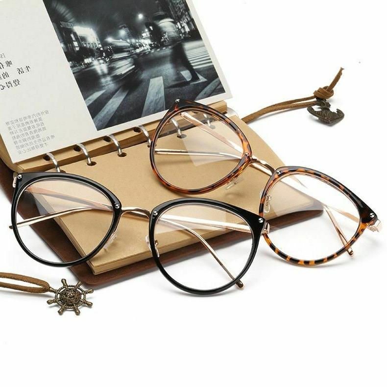 oversized eyeglasses clear lens eyeglass women glasses