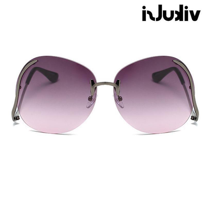 Oversized Sunglasses Rimless