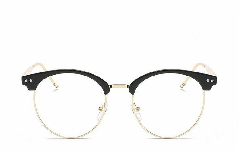 Oversized Frame Women/Men Optical Glasses