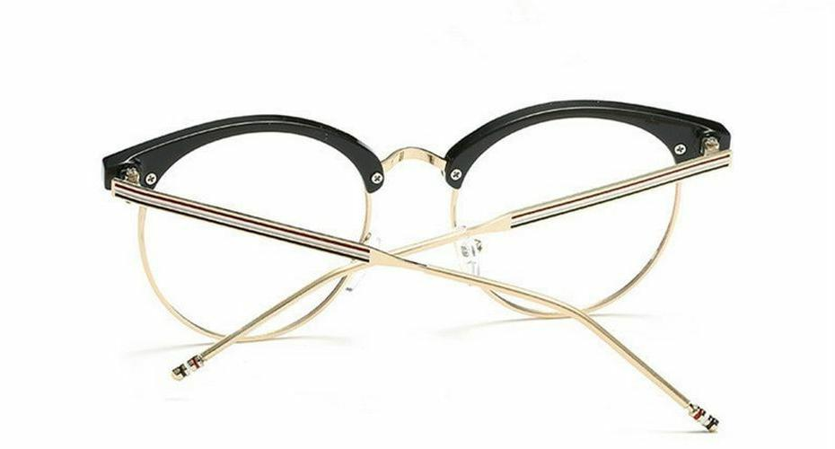 Oversized Frame Women/Men Cool Optical Frame