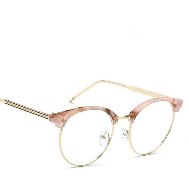 Oversized Eyeglasses Frame Cool Optical Glasses Frame