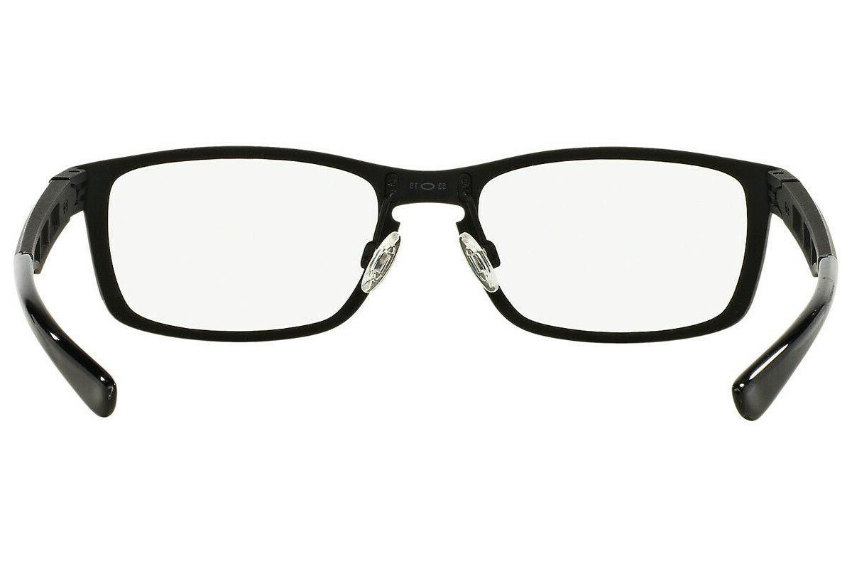 Oakley 22-193 Matte Black W/ RX Demo Lens NEW