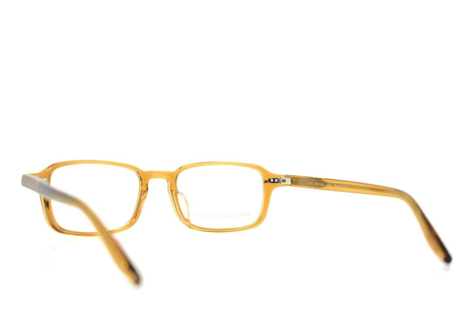 Barton Perreira Prescription eyeglasses Asian Fit AMA 50-19-145 Japan