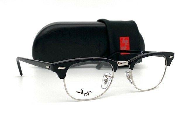 ray ban clubmaster rx5154 2000 shiny black