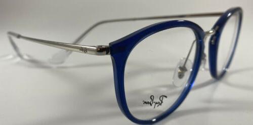 Ray Eyeglasses Blue Size