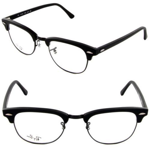RAY BAN Eyeglasses RB 5154 2077 Matte Black 49MM