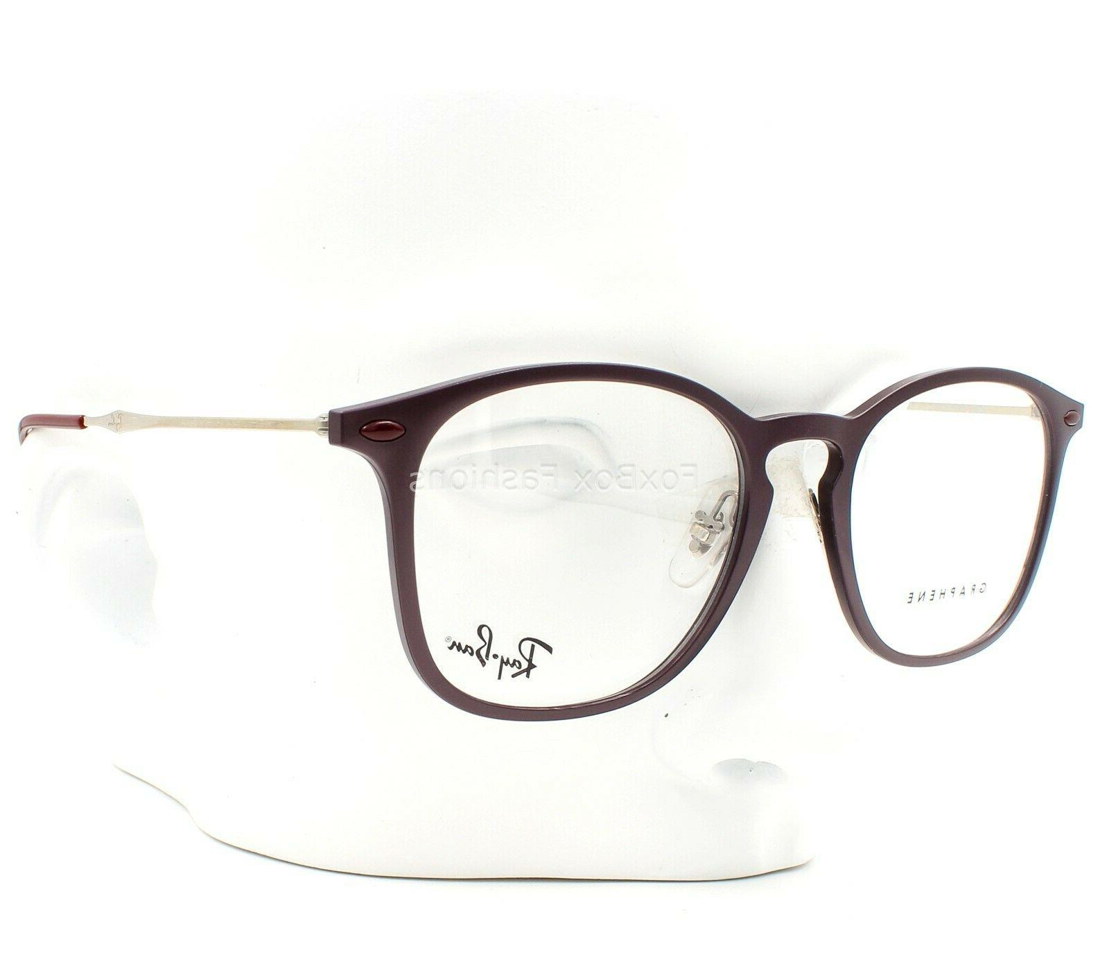 ray ban rb 8954 8031 graphene eyeglasses