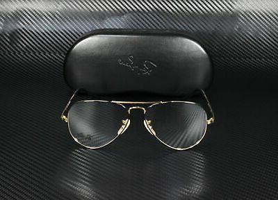 RAY 2946 Gold Top Unisex Eyeglasses