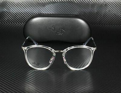 RAY Trasparent Demo mm Unisex Eyeglasses