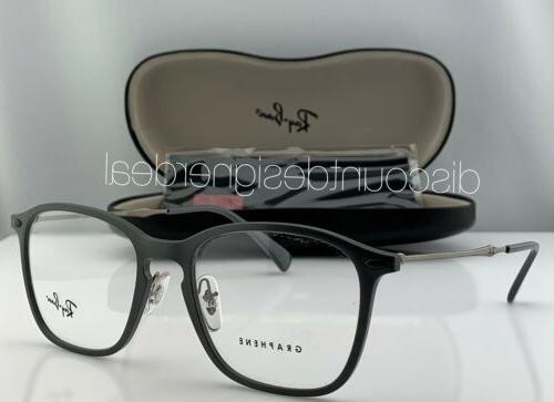 Rayban Square Eyeglasses Graphene Demo