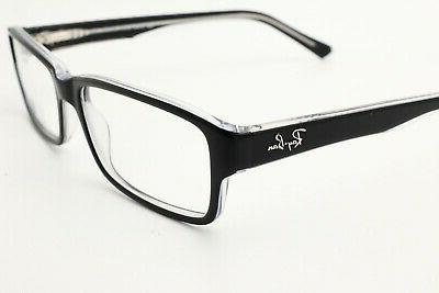 Ray 2034 Black Eyeglasses 54mm