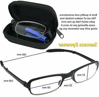 Reading Glasses Fashion Readers Cases Glasses