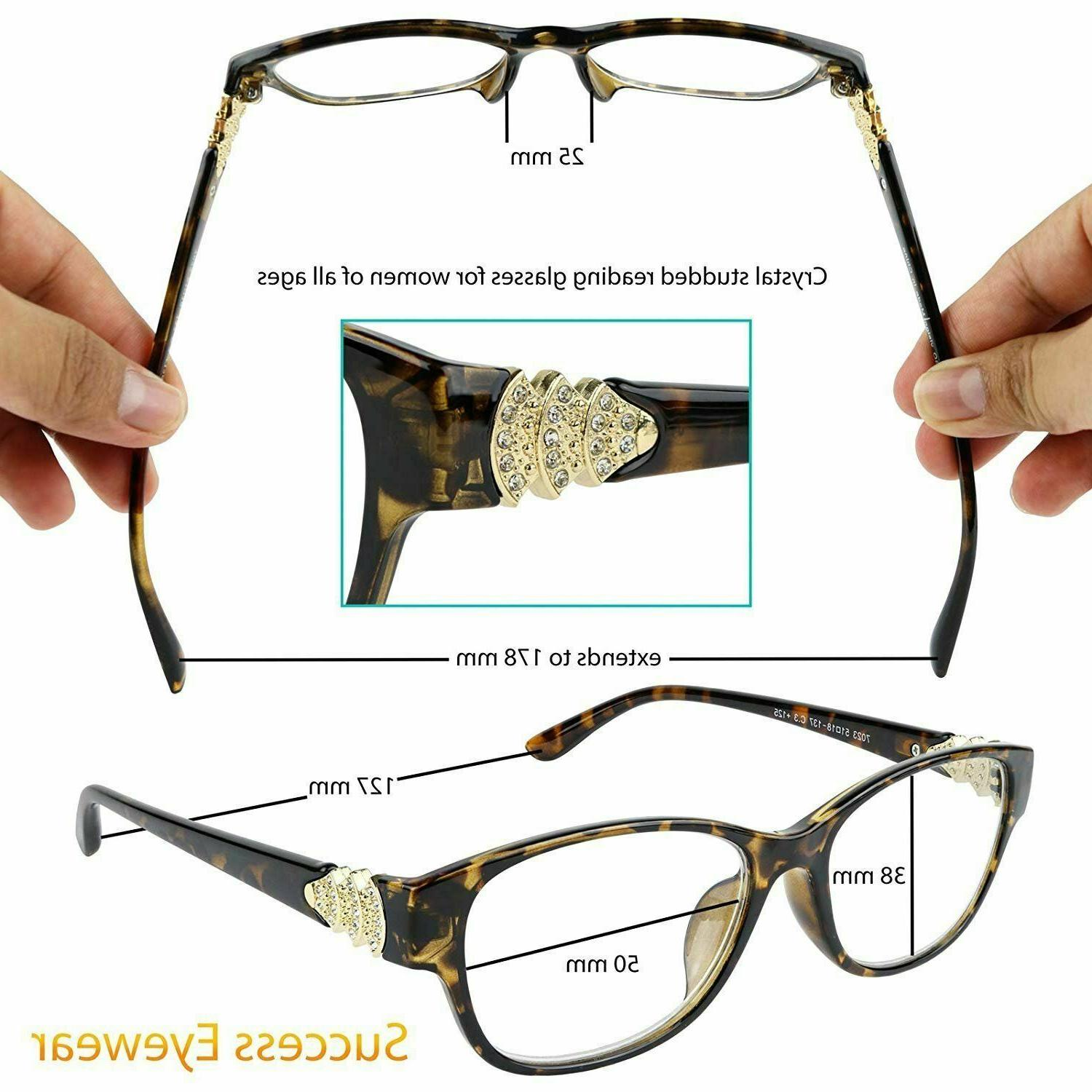 Reading Great Value Fashion Crystal design