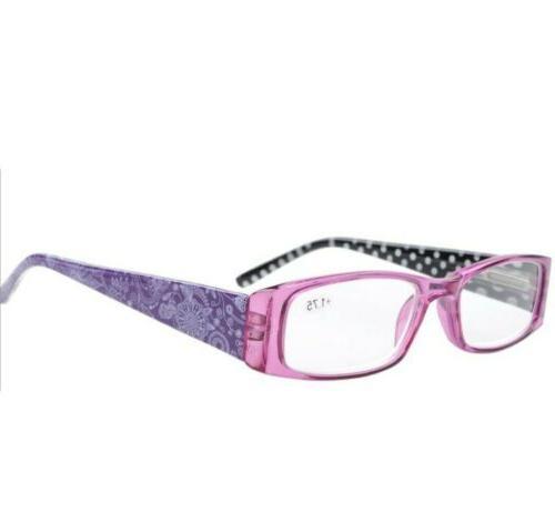 Reading Glasses Spring Hinge for Women